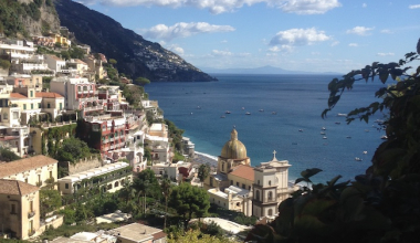 Amalfi/Sorrento tour